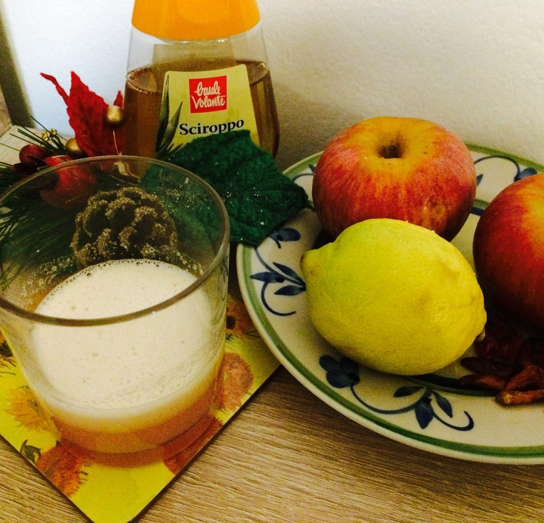 Succo depurativo post festa al limone gustoenutrizione